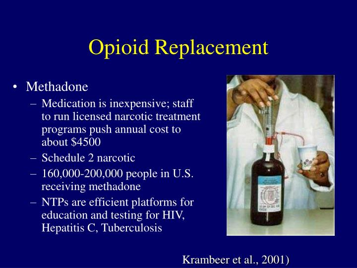 Opioid Replacement