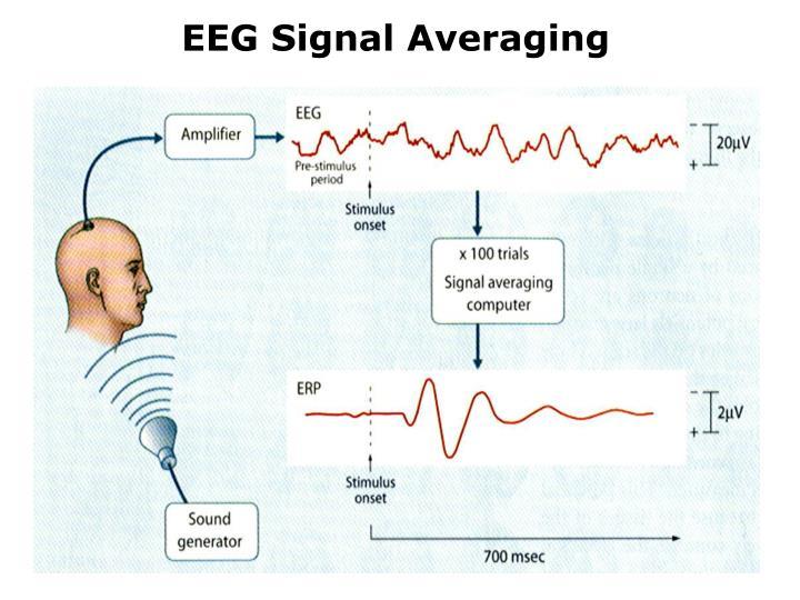 EEG Signal Averaging