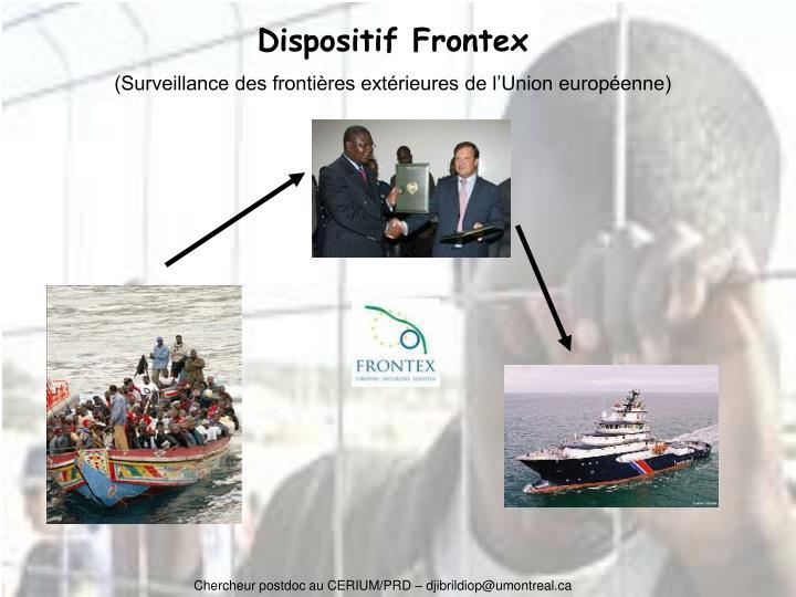 Dispositif Frontex