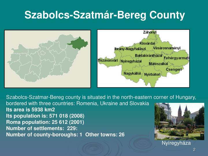 Szabolcs-Szatmár-Bereg County