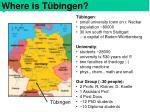 where is t bingen