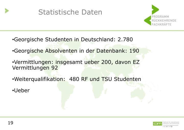 Statistische