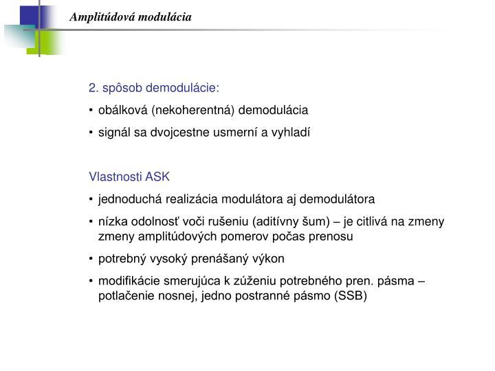 Amplitúdová modulácia