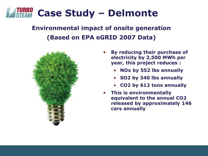 Case Study – Delmonte