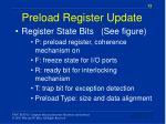 preload register update1