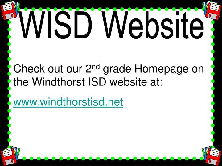 WISD Website