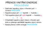 p enos vnit n energie proud n m6