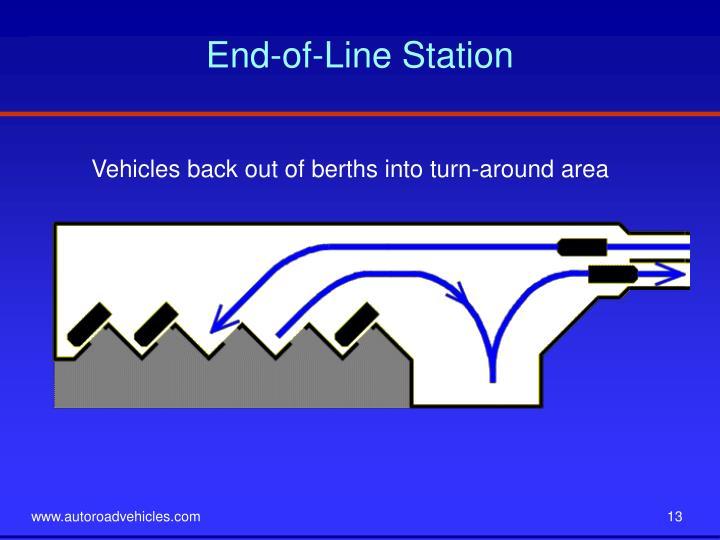 End-of-Line Station