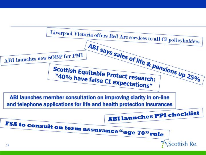 Liverpool Victoria offers Red Arc services to all CI policyholders
