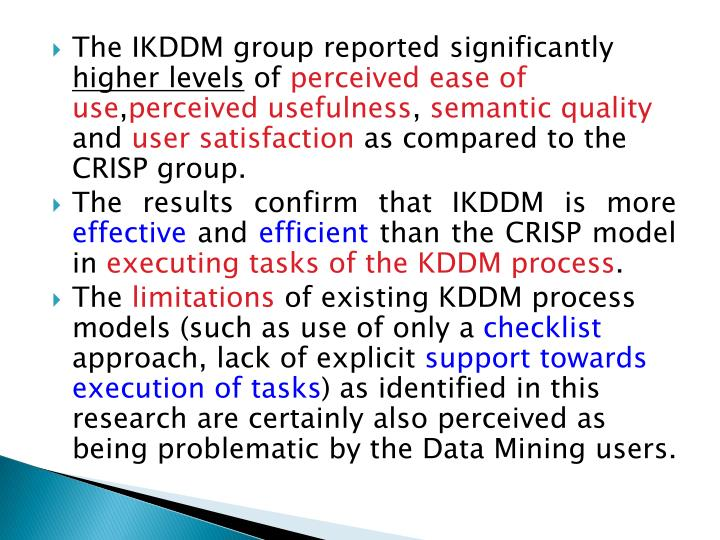 The IKDDM group reported significantly