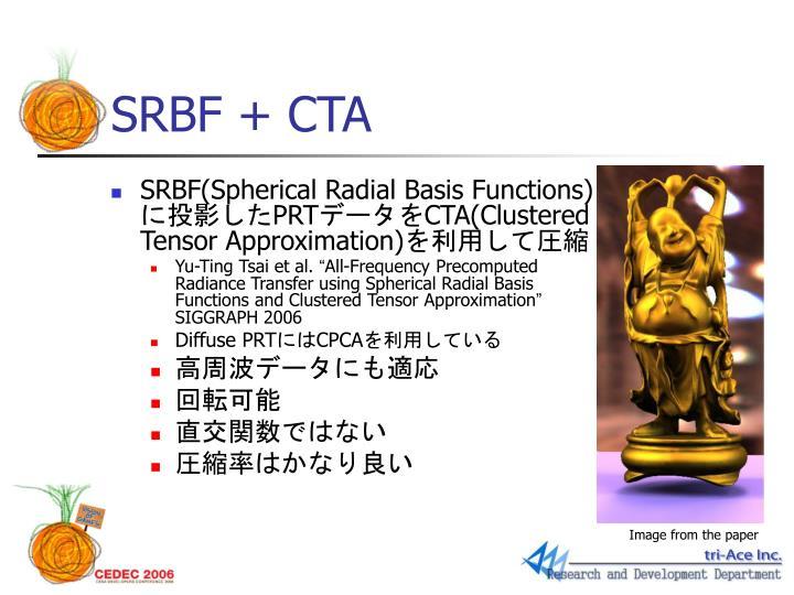 SRBF + CTA