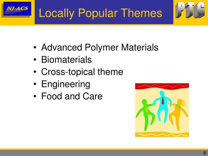 Advanced Polymer Materials