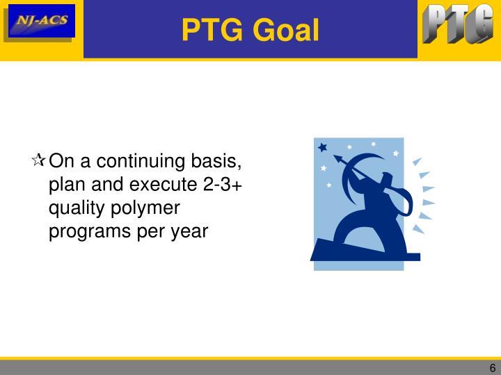 PTG Goal