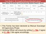 case study 1 if a legally released bonded labour