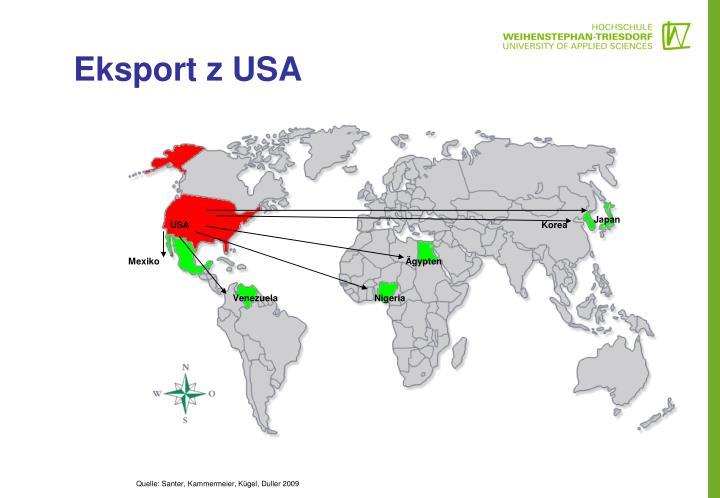 Eksport z