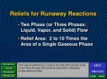 reliefs for runaway reactions3