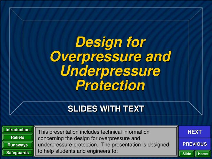 SLIDES WITH TEXT
