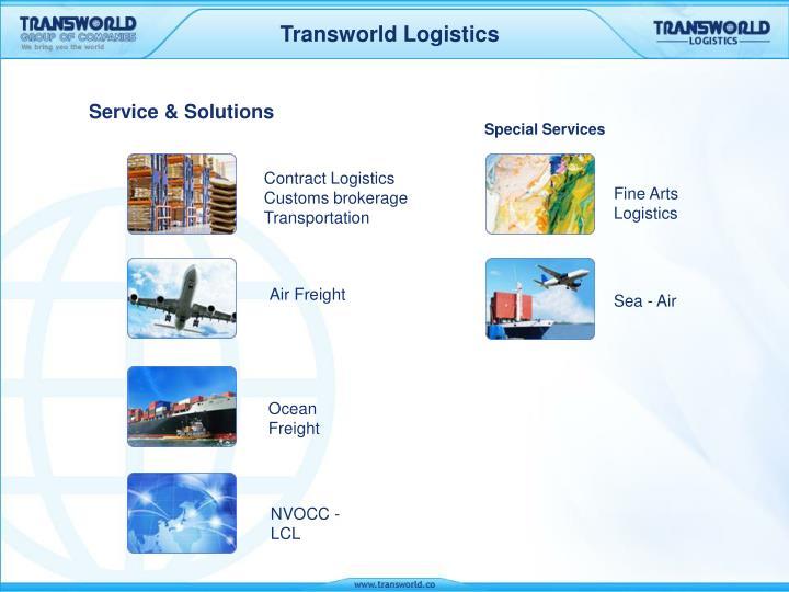 Transworld Logistics