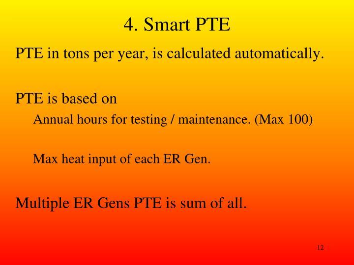4. Smart PTE