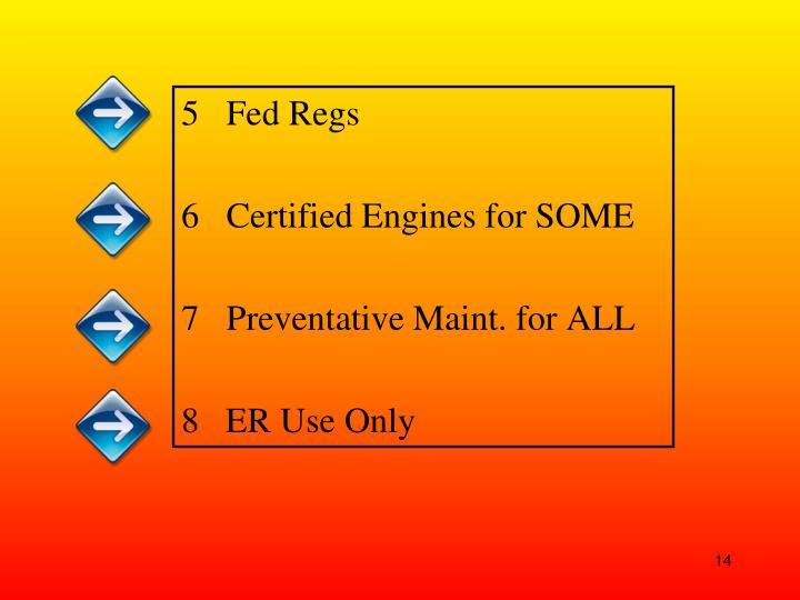 Fed Regs