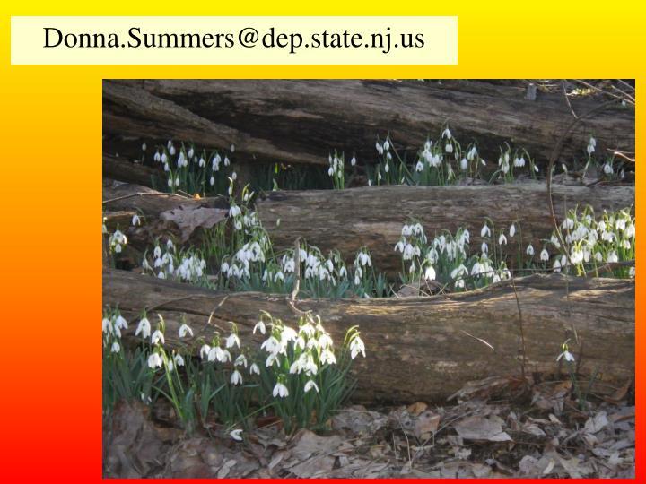 Donna.Summers@dep.state.nj.us