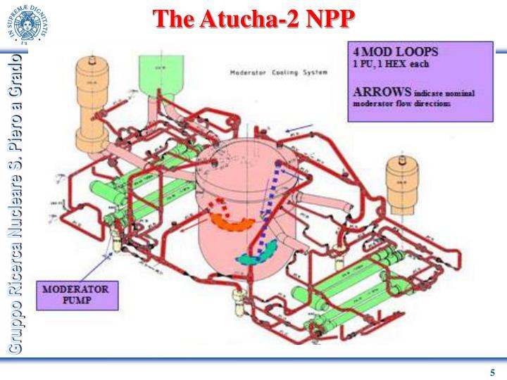 The Atucha-2 NPP