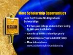 more scholarship opportunities2