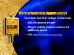more scholarship opportunities3