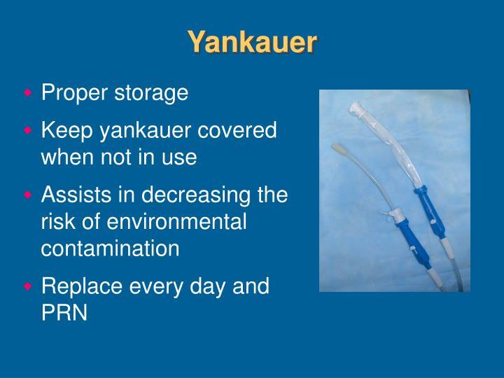 Yankauer
