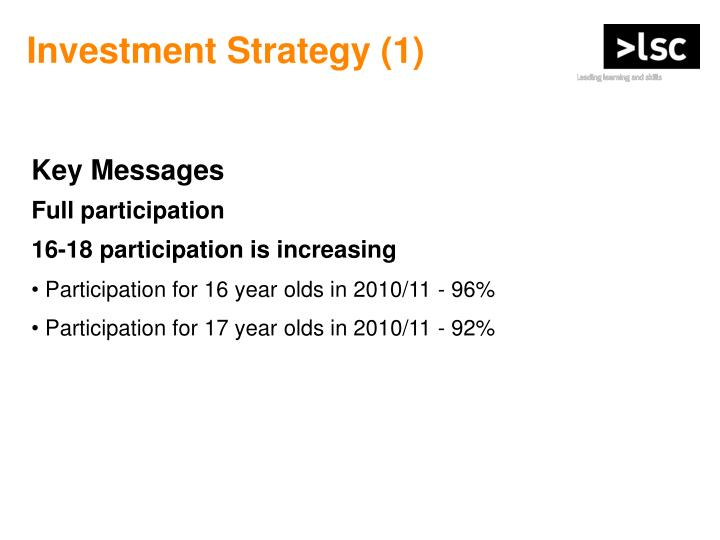 Investment Strategy (1)