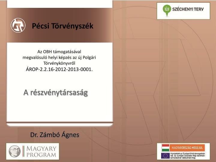Pécsi Törvényszék
