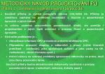 metodick n vod projektov n p p loha 1 zam ena na v klad z kona 139 2002 sb
