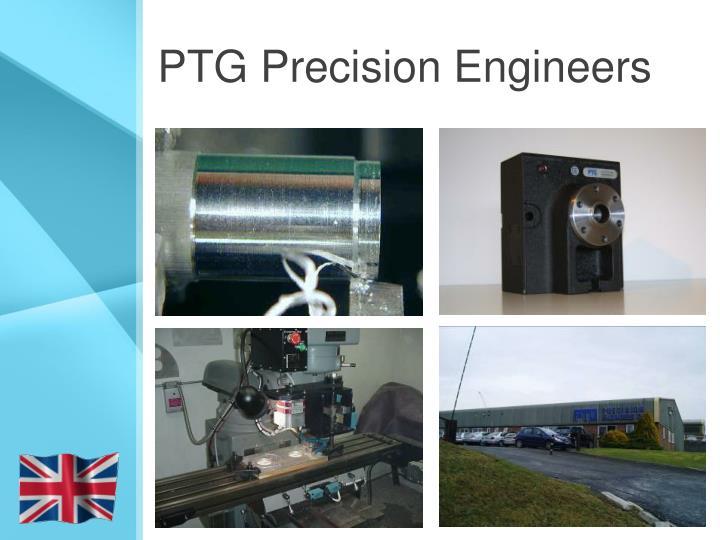PTG Precision Engineers
