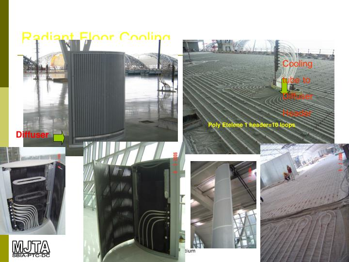 Radiant Floor Cooling