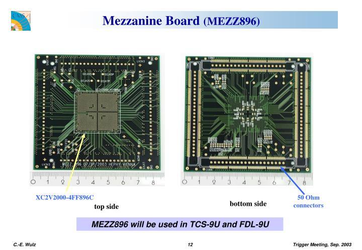 Mezzanine Board
