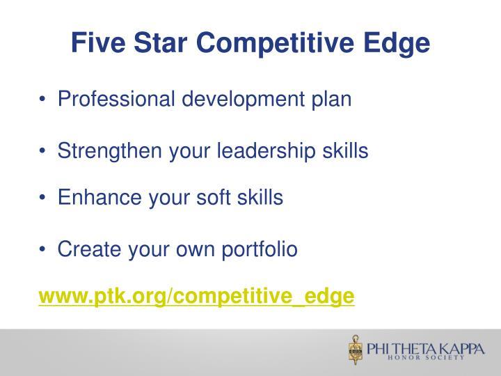 Five Star Competitive Edge