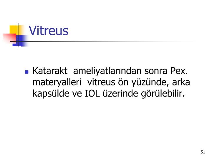 Vitreus