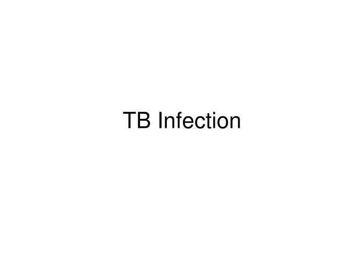 TB Infection