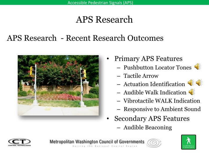APS Research