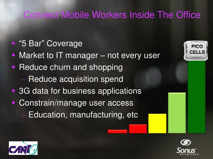 Connect Mobile Workers Inside The Office