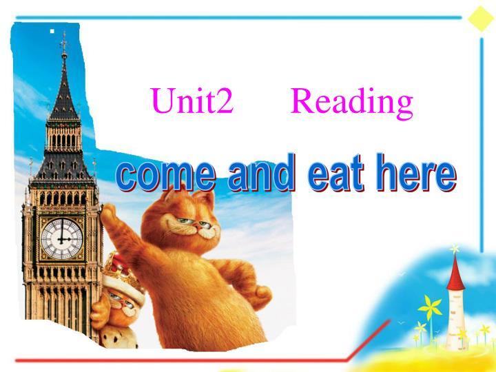 Unit2      Reading