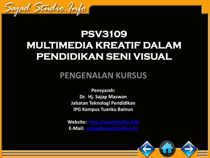 PSV3109
