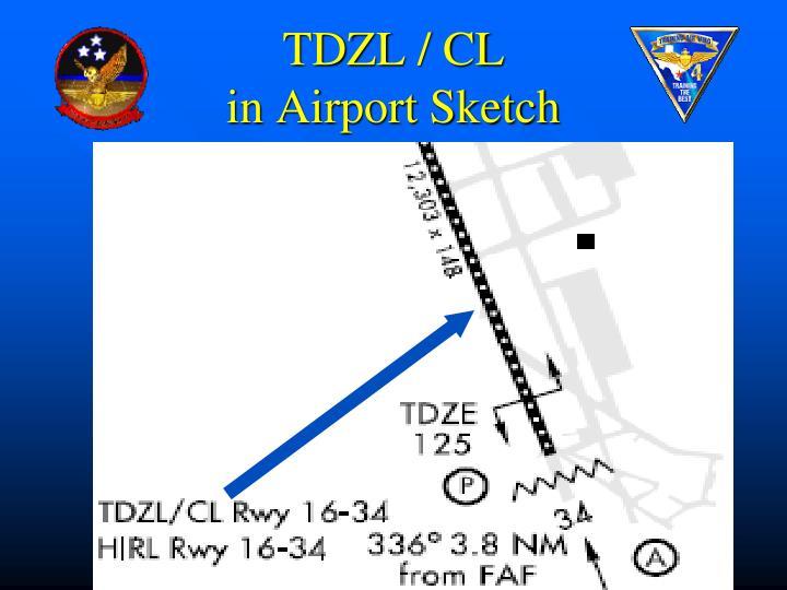 TDZL / CL