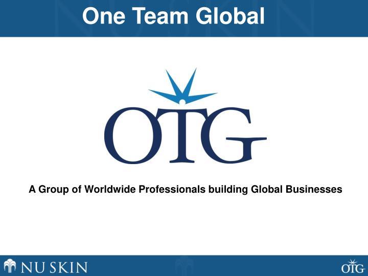 One Team Global