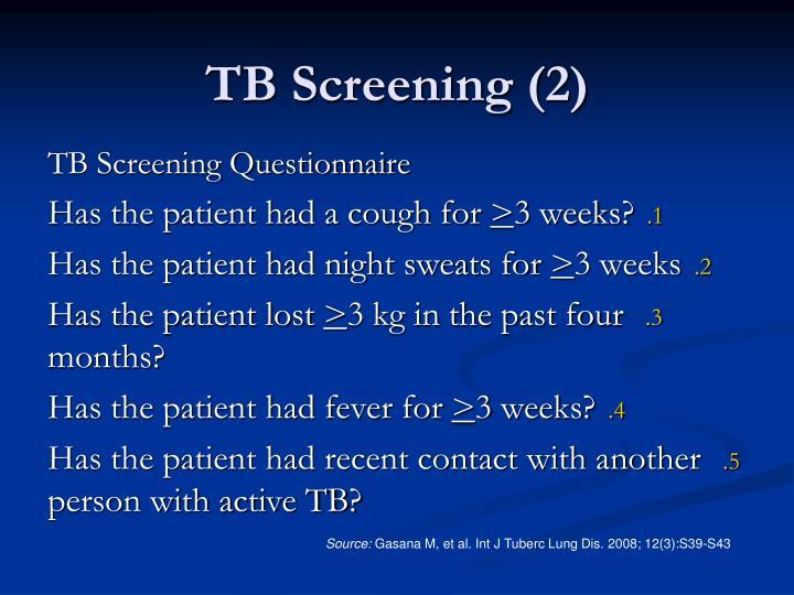 TB Screening (2)