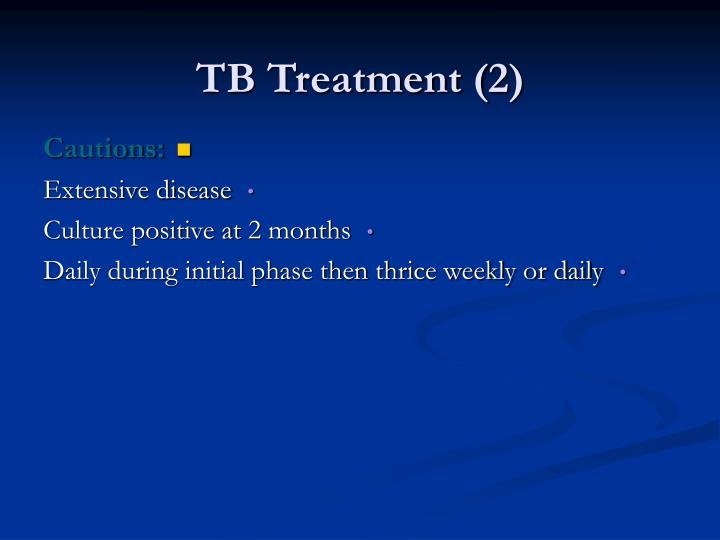 TB Treatment (2)