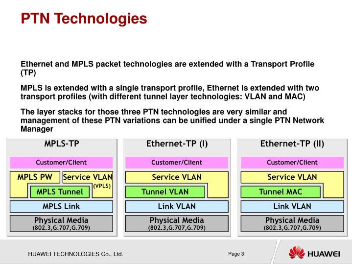 PTN Technologies