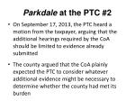 parkdale at the ptc 2