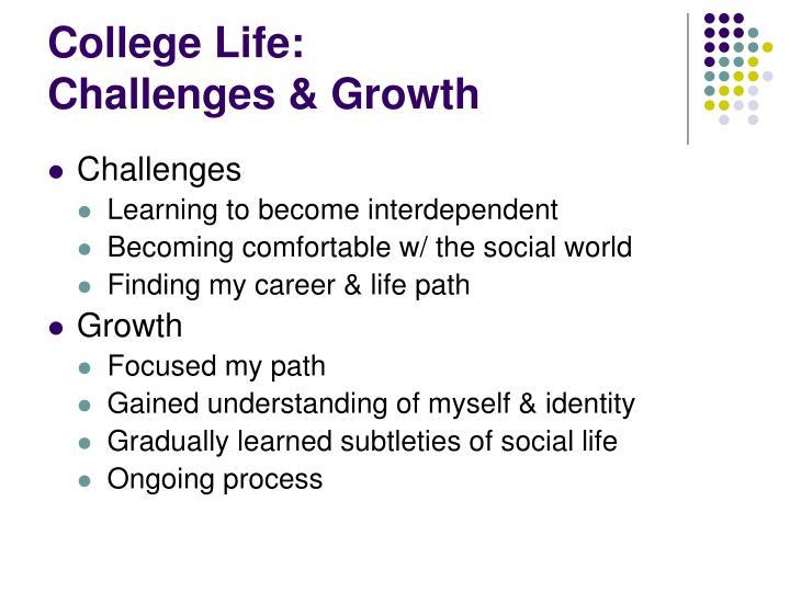 College Life: