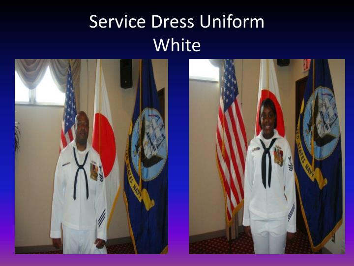 Service Dress Uniform